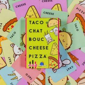 Настолна игра Taco Cat Goat Cheese Pizza