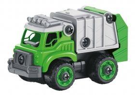 Buki France Боклукчийски камион с радио управление
