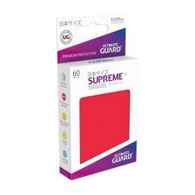 Протектори за карти Ultimate Guard - Supreme UX, матови, прозрачни, 60бр
