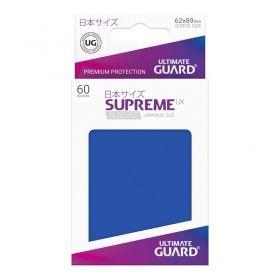 Протектори за карти Ultimate Guard - Supreme UX, матови, сини, 60бр