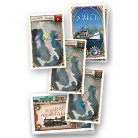 Разширение за Ticket to Ride – Japan & Italy