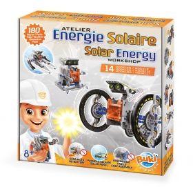 Buki France  Експерименти – Слънчева енергия 14 в 1