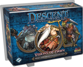 DESCENT 2nd EDITION - VISIONS OF DAWN