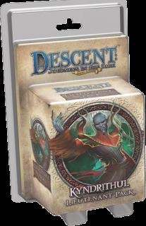 DESCENT - KYNDRITHUL - Lieutenant pack