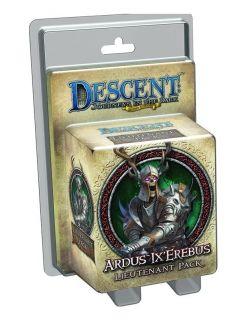 DESCENT - ARDUS IX'EREBUS - Lieutenant pack