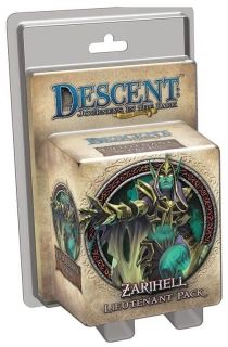 DESCENT - ZARIHELL - Lieutenant pack
