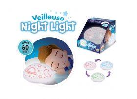 Buki France Нощна лампа