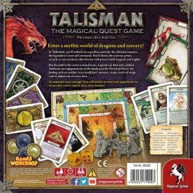 Настолна игра Talisman (Revised 4th Edition)