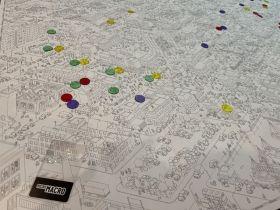 Настолна игра  MicroMacro - Crime City