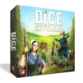 Настолна игра Dice Settlers