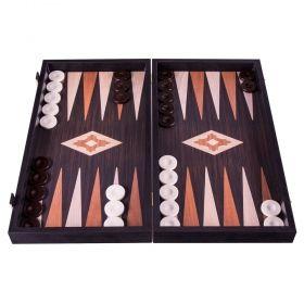 Табла за игра Manopoulos - Венге, 41x38 см