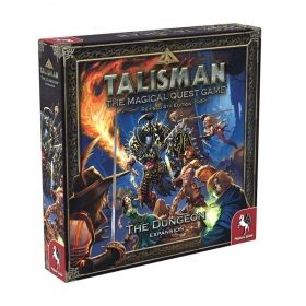 Разширение за Talisman (Revised 4th Edition) - The Dungeon
