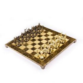 Луксозен шах Manopoulos - Гръцка митология, 36x36 см
