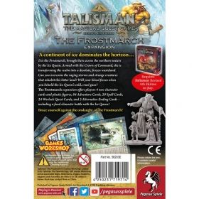 Разширение за Talisman (Revised 4th Edition) - The Frostmarch
