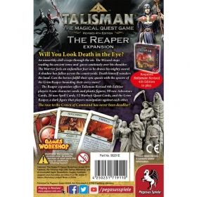 Разширение за Talisman (Revised 4th Edition) - The Reaper