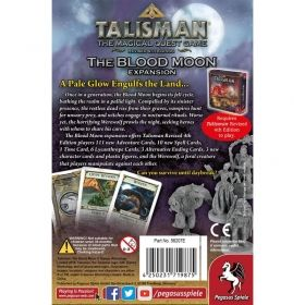 Разширение за Talisman (Revised 4th Edition) - The Blood Moon