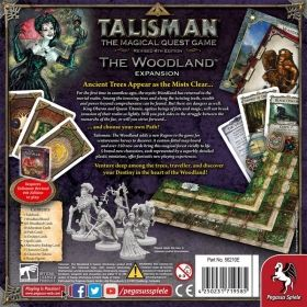 Разширение за Talisman (Revised 4th Edition) - The Woodland