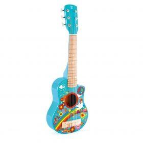 Hape Цветна китара