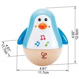 Hape Музикална играчки пингвин