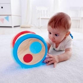 Hape  Бебешки барабан
