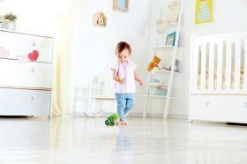 Hape  Дървена играчка за дърпане – Жабка