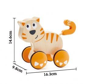Hape   Дървена играчка – Котенце