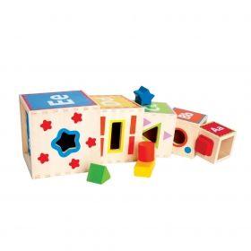 Hape Дървена играчка за сортиране