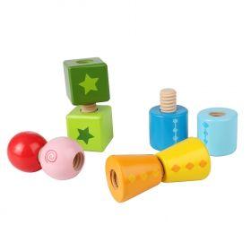 Hape Дървена играчка за подреждане