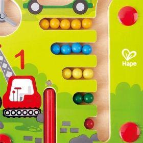 Hape Дървена игра – Превозни средства