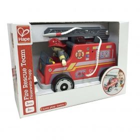 Hape Пожарна кола