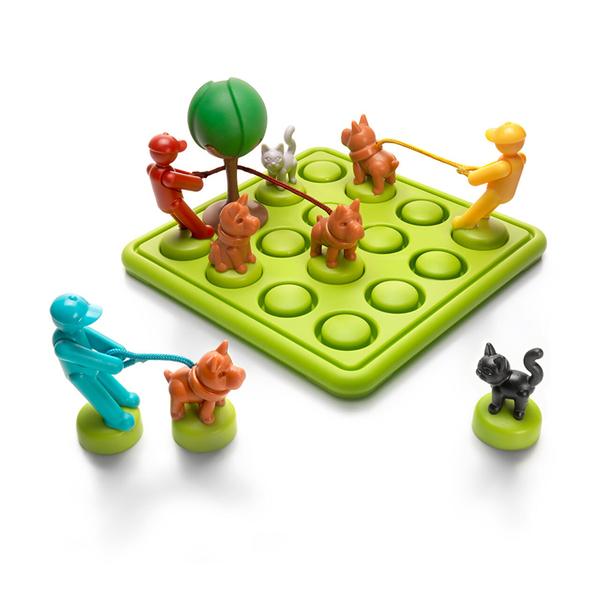 Smart Games игра Walk the dog