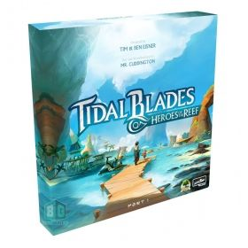 Настолна игра Tidal Blades - Heroes of the Reef