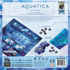Разширение за Aquatica - Cold Waters