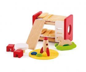 Hape Мини мебели – Детска стая