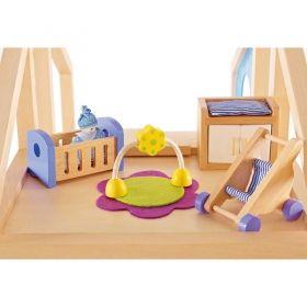 Hape Мини мебели – Бебешко обзавеждане