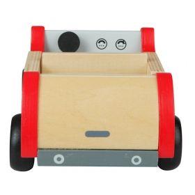 Hape Дървена кола – Семейна