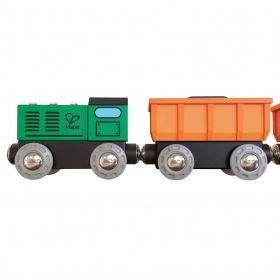 Hape  Товарен влак с дизелов локомотив