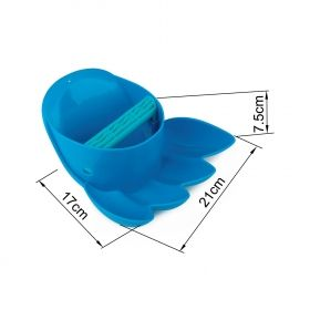 Hape Лопатка лапа – синя