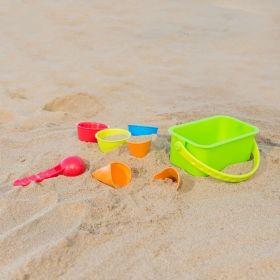 Hape Комплет за пясък – форми за сладолед