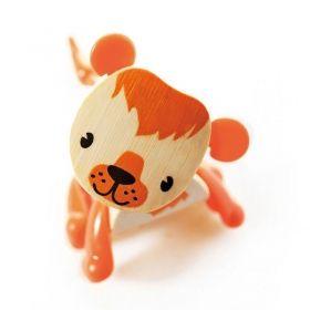 Hape Мини животинка от бамбук – Лъв