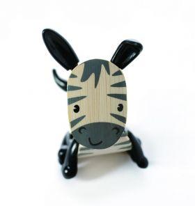 Hape Мини животинка от бамбук – Зебра