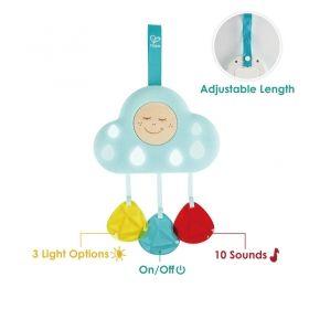Hape Музикална лампа -Облаче