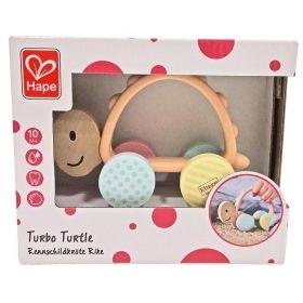 Hape  Бебешка играчка – Костенурка