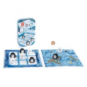 Hape  Занимателна игра 2 в 1 – Морски шах и Змий и стълби