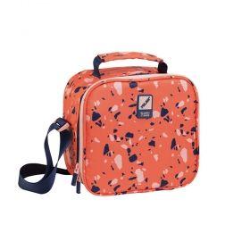 Milan чанта за храна Terrazzo II, оранжева