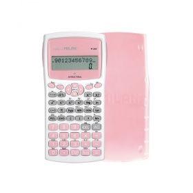 Milan научен калкулатор M240, антибактериален, розов
