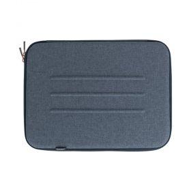 Калъф за лаптоп Milan Igloo II, 14'', сив