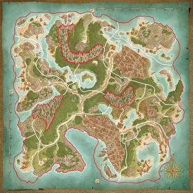 Разширение за Treasure Island - Captain Silver – Revenge Island