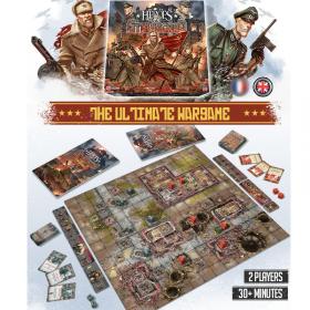Настолна игра Heroes of Stalingrad