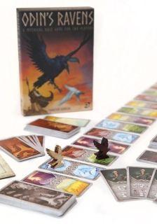 Настолна игра Odin's Ravens